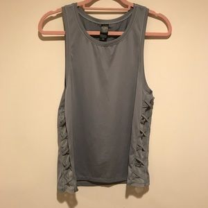 victoria's secret sport tank top size small